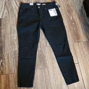 NWT black jeans